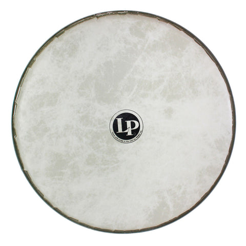 LP 12.5 Inch Plastic Djembe Head for Fiberskyn