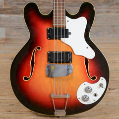 Mosrite Celebrity III Mark X model 221 Bass Transparent Sunburst 1967