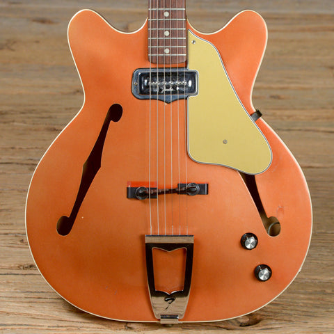 Fender Coronado I Copper Metallic 1966 (s932)