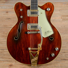 Gretsch 7670 Chet Atkins Country Gentleman Mahogany 1973 (s229)