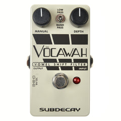 Subdecay Vocawah Vowel Shift Filter