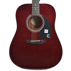 Epiphone PRO-1 Dreadnought Acoustic Wine Red Floor Model