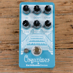 Earthquaker Devices Organizer Polyphonic Organ Emulator USED