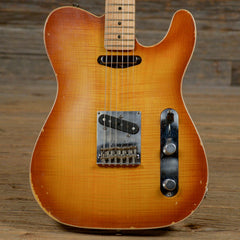 Fender Select Telecaster MN Sunburst 2014