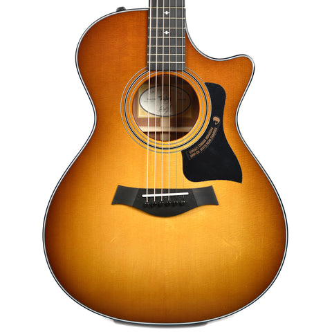 Taylor 312ce Limited Edition Honey Sunburst Grand Concert