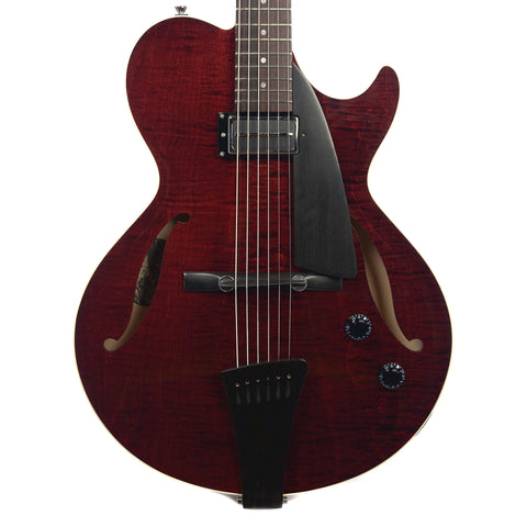 Collings Eastside Jazz LC Merlot w/Lollar Charlie Christian Pickup (Serial #16040)