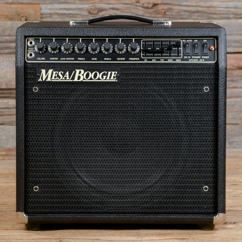 Mesa Boogie Studio .22+ 1x12 Combo w/Footswitch 1992 USED
