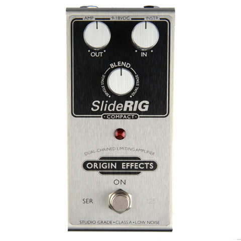 Origin Effects SlideRIG Compact