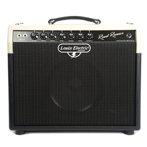 Louis Electric Road Runner 12W 1x10 Combo w/Celestion G10 Vintage Speaker