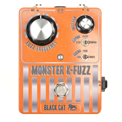 Black Cat Monster K Fuzz v2