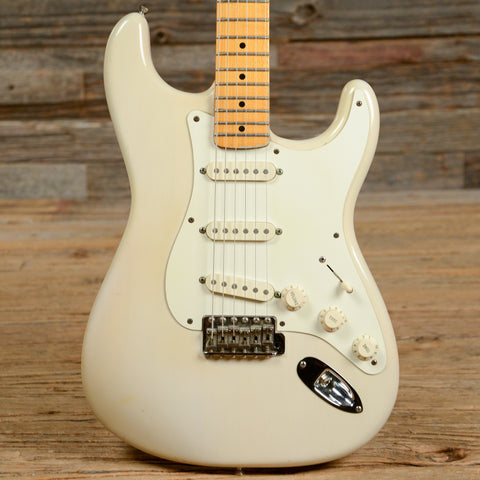 Fender Artist Series Eric Johnson Stratocaster Blonde 2006 (s059)