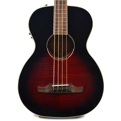 Fender T-Bucket Acoustic-Electric Bass E Sunburst Flame Maple