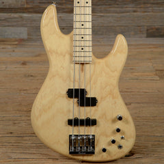 Fodera NYC Empire P/J Natural USED (s810)