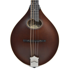 Collings MT O A-Style Mandolin Full Sheraton Brown w/Ivoroid Binding (Serial #A3899)