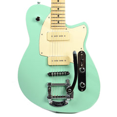 Reverend Charger 290 Oceanside Green w/Bigsby (Limited Edition CME Exclusive)