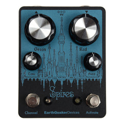 Earthquaker Devices Spires Double Fuzz