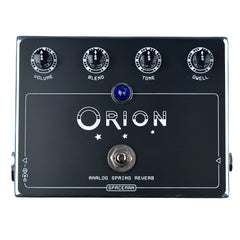 Spaceman Orion: Analog Spring Reverb Pedal Polished Edition (Limited Edition of 55)