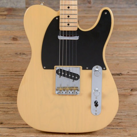 Fender Classic Player Baja Telecaster Blonde 2015 (s822)