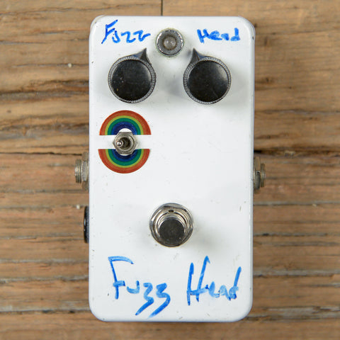 Keeley Fuzz Head w/Capacitors USED