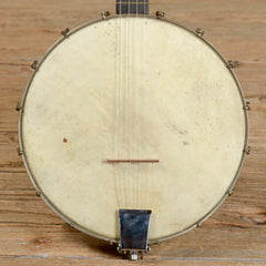Unidentified Tenor Banjo 1930s
