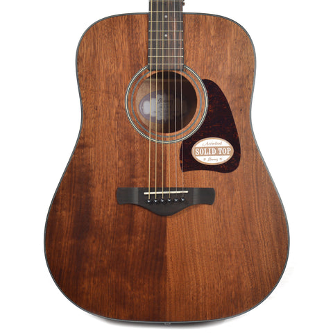 Ibanez AW54OPN Acoustic Guitar PAK Open Pore Natural