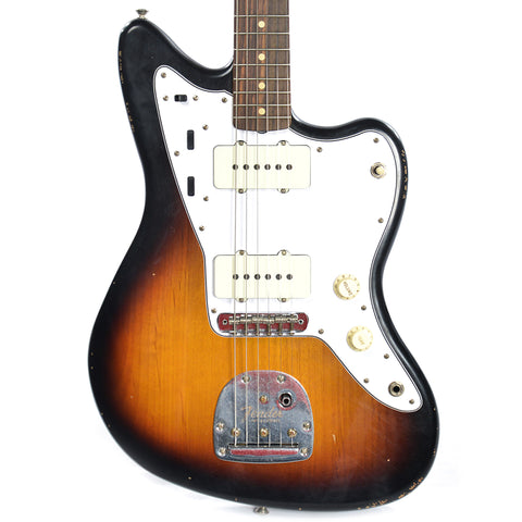 Fender Road Worn '60s Jazzmaster 3-Color Sunburst