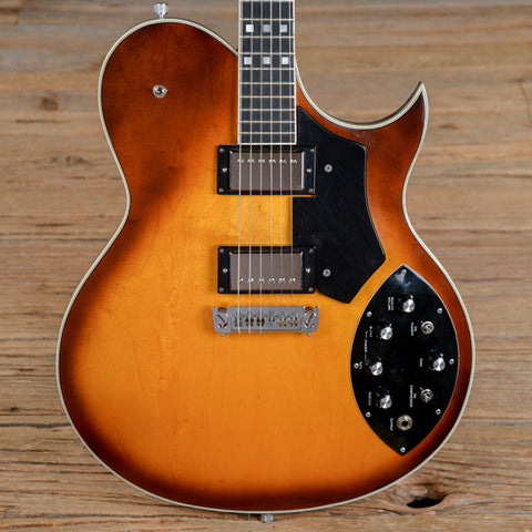Gretsch Super Axe Sunburst 1979