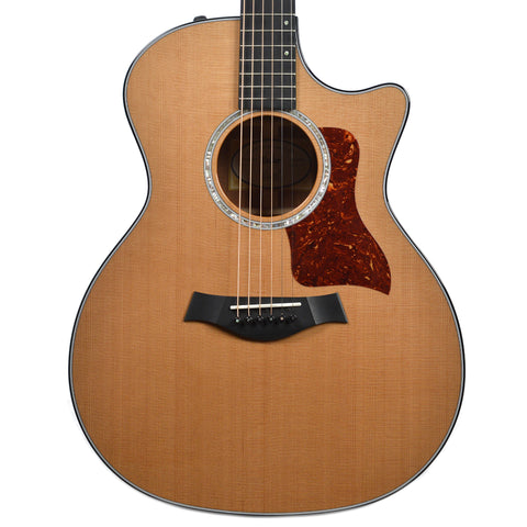 Taylor Custom 400 Series Grand Auditorium Cedar Blackwood (Serial #1101277099)
