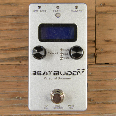 Singular Sound BeatBuddy Mini Personal Drummer w/Footswitch USED