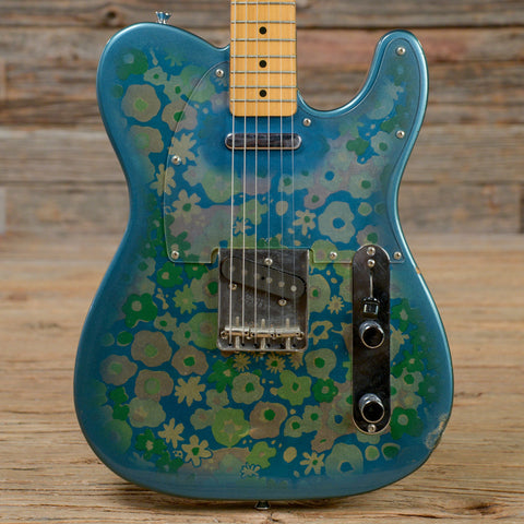 Fender Japan Blue Flower Telecaster 1986 (s831)