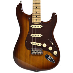 Fender Limited Edition Shedua Top Stratocaster Natural