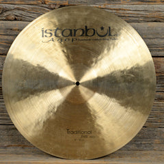 "Istanbul Agop 20"" Traditional Thin Crash USED"