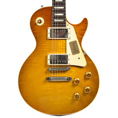 Gibson Custom Shop Les Paul Standard Figured Top Brown Lemon Vintage Gloss (Serial #971085)
