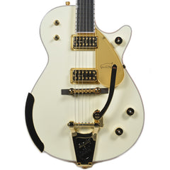Gretsch G6134T-58 Vintage Select Edition 58 Penguin Vintage White w/Bigsby Pre-Order