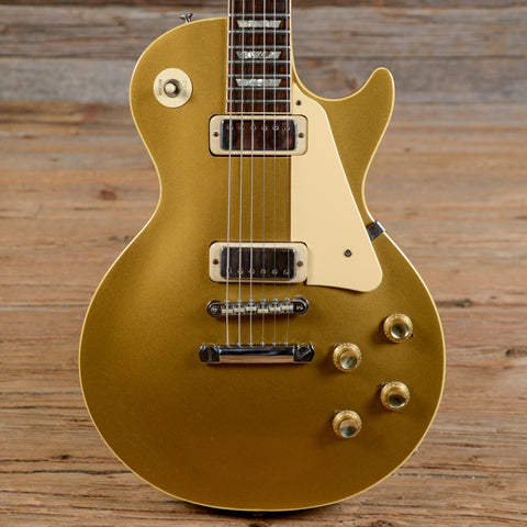 Gibson Les Paul Deluxe Goldtop 1970 (s854)