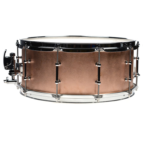 Keplinger 6.5x15 Custom Copper Snare Drum