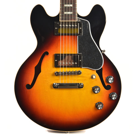 Gibson Memphis ES-339 Sunset Burst NH (Serial #10396731)