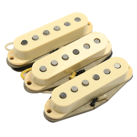 David Allen Strat Tru 62 Set Cream