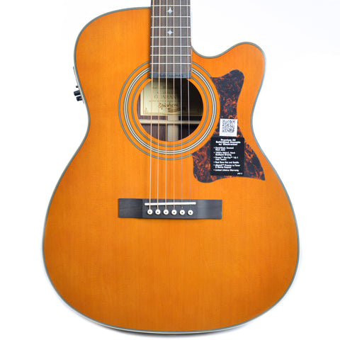 Epiphone Masterbilt EF-500RCCE Fingerstyle Acoustic-Electric Natural Satin