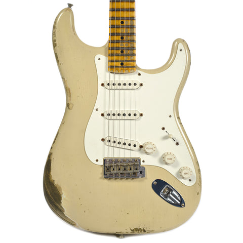 Fender Custom Shop 1956 Stratocaster Desert Sand Heavy Relic (Serial #R88461)