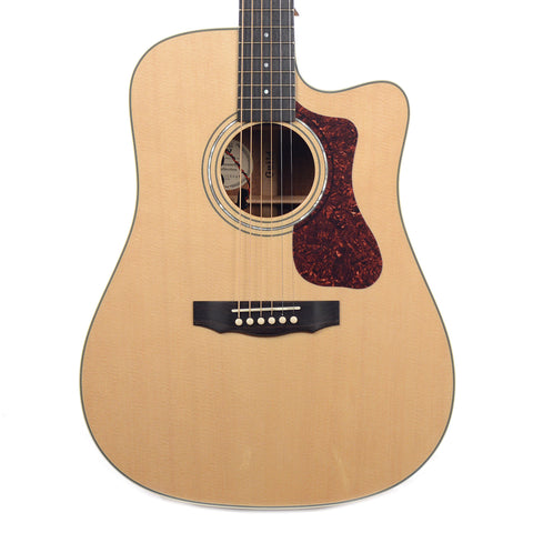 Guild Westerly D-140CE Dreadnought Sitka & Mahogany Natural w/Electronics Floor Model