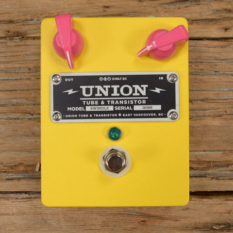 Union Tube & Transistor Swindle USED