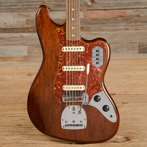 Fender Custom Shop 1962 Bass VI Mocha USED (s661)