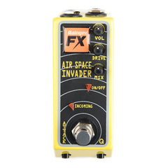 Rainger FX Air Space Invader Mini White Nise Autowah w/ Igor