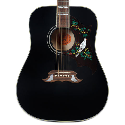Gibson Montana Dove Ebony Special Sitka/Maple w/LR Baggs Element VTC Limited Edition of 50 (Serial #11936052)
