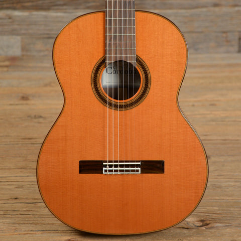 Cordoba C7CD/IN Cedar & Indian Rosewood Natural USED (s237)