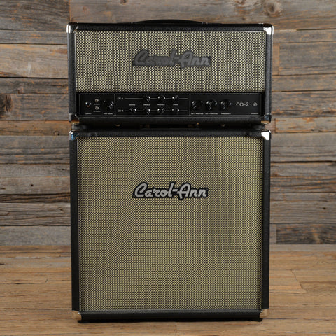 Carol-Ann OD2 Head & Cabinet USED