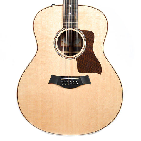 Taylor 858e 12-String Grand Orchestra Sitka Spruce /Indian Rosewood ES2