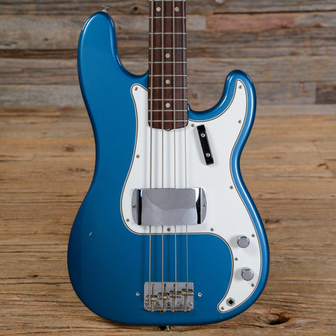 Fender Precision Bass Lake Placid Blue 1966 (s744)