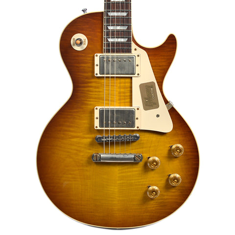 Gibson Custom Shop Standard Historic 1959 Les Paul Reissue VOS Iced Tea NH (Serial #R961556)